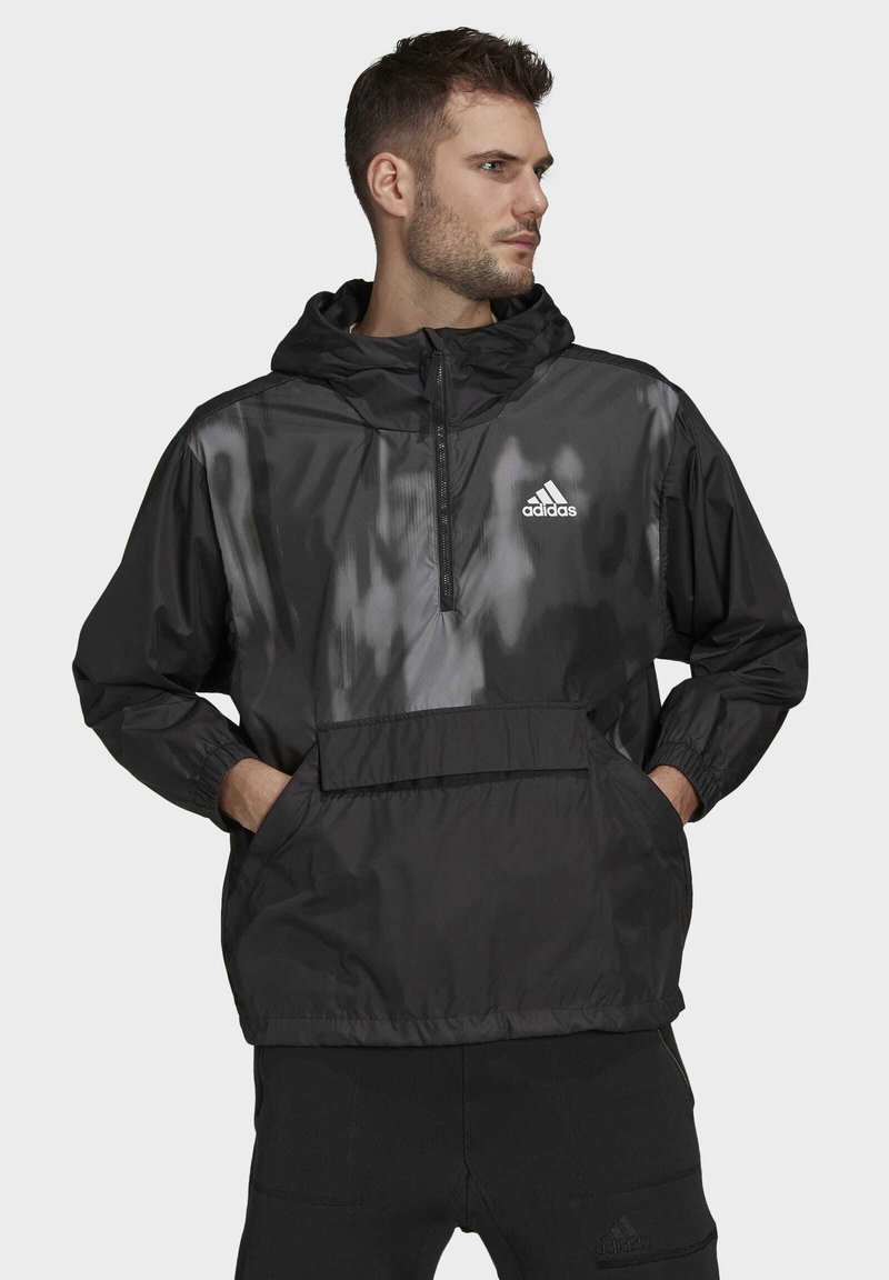 adidas Performance - ANORAK BACK TO SPORT WIND.RDY - Windbreaker - black