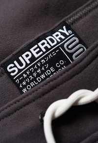 Superdry - ORANGE LABEL - Tracksuit bottoms - dark grey - 3