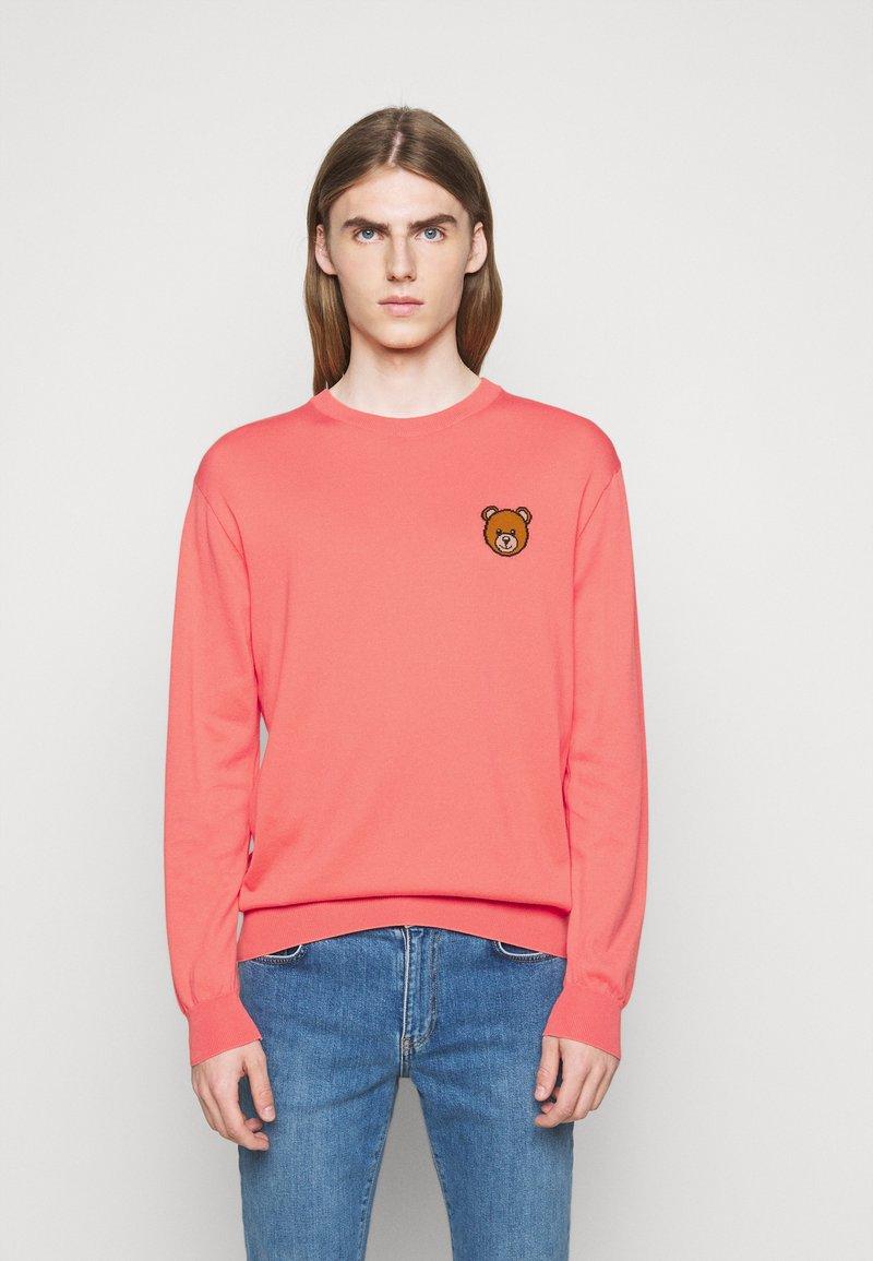 MOSCHINO - Jumper - pink