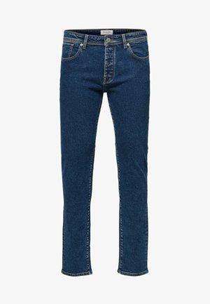 Jean slim - medium blue denim