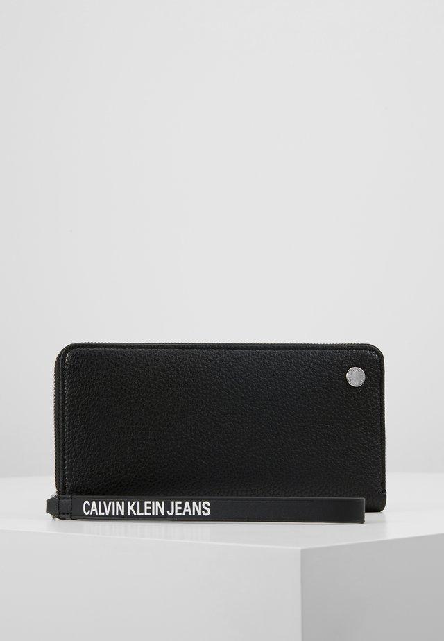 BANNER ZIPAROUND - Peněženka - black