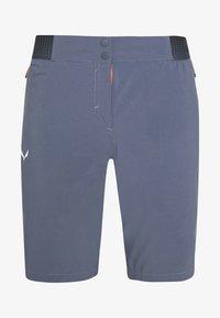 Salewa - PEDROC CARGO - Sports shorts - ombre blue - 3