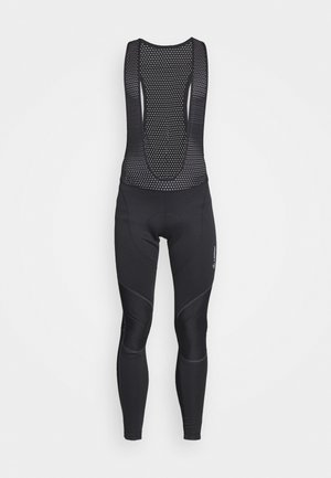 BIKE CRUISER WARM - Tights - black