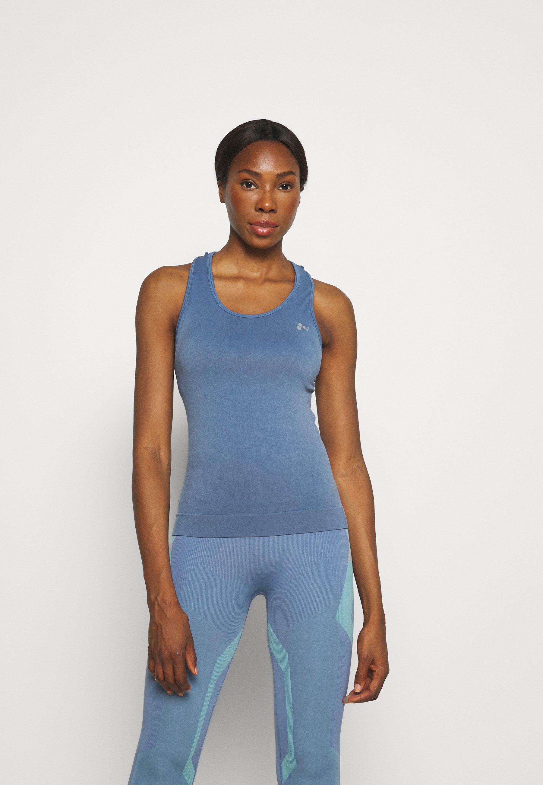 Women ONPCHRISTINA SEAMLESS  - Sports shirt