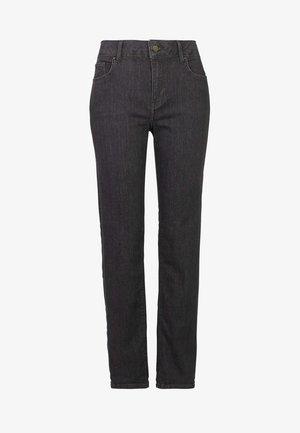 MIT GERADEM BEIN - Straight leg jeans - grau
