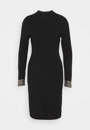 KURZ - Jumper dress - black
