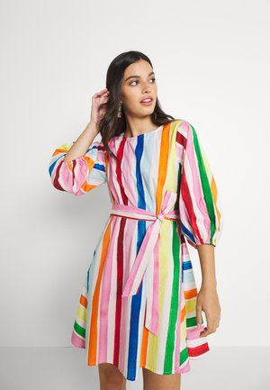 SUKI MINI DRESS - Day dress - multi