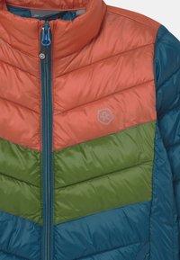 Color Kids - PADDED PACKABLE UNISEX - Outdoor jacket - deep dive - 2