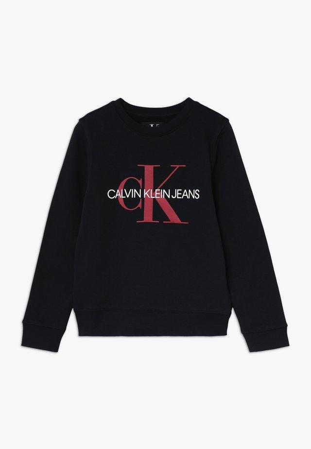 MONOGRAM - Sweatshirt - black