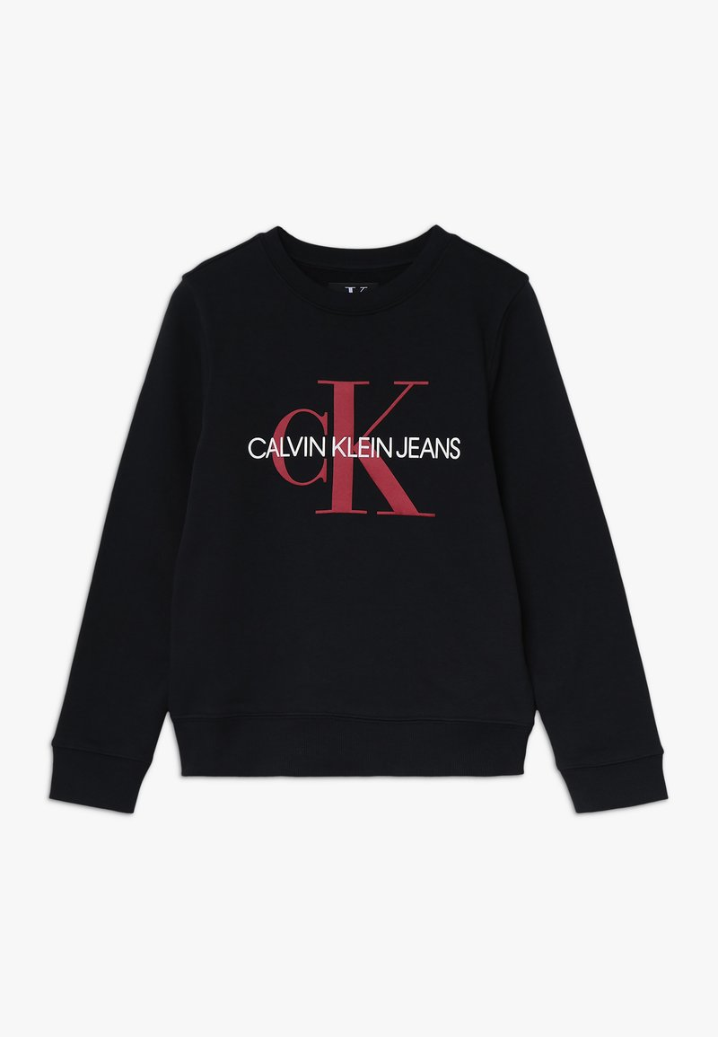 Calvin Klein Jeans - MONOGRAM - Sweater - black