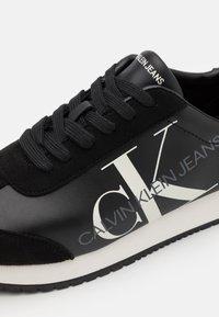 Calvin Klein Jeans - JOELE - Trainers - black - 5