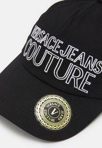 Versace Jeans Couture - UNISEX - Casquette - black - 4