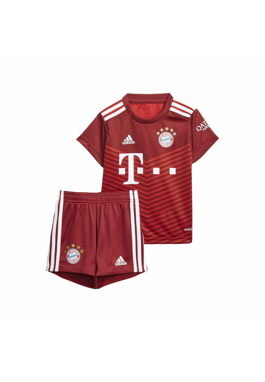 Bambini FC BAYERN MÜNCHEN 21/22 - T-shirt sportiva