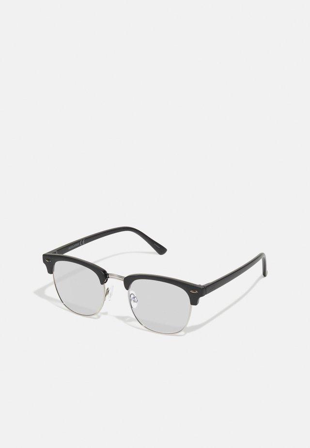 JACDAN BLUE LIGHT GLASSES - Övriga accessoarer - black