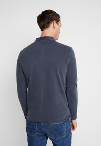 Marc O'Polo - LONG SLEEVE - Poloshirt - total eclipse - 2