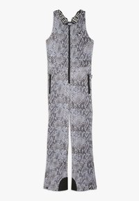 SuperRebel - SKI DUNGAREE  - Talvihousut - beige - 0