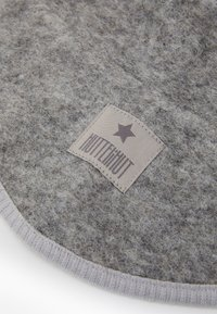 Huttelihut - BUT STARS BUTTONS UNISEX - Čepice - light grey/navy