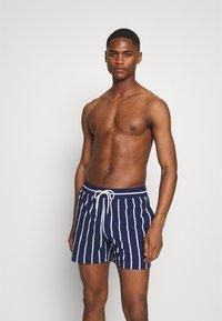 Polo Ralph Lauren - TRAVELER SHORT - Swimming shorts - rugby royal nauti - 0