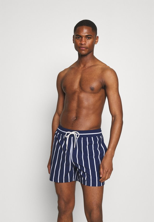 TRAVELER SHORT - Short de bain - rugby royal nauti