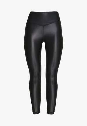 LIQUID CROSSOVER LEGGING - Medias - black