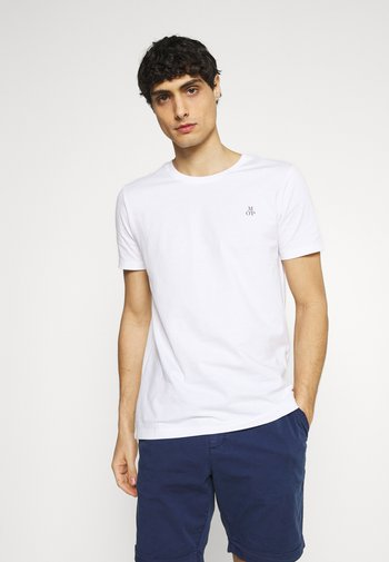 SHORT SLEEVE - Camiseta básica - white