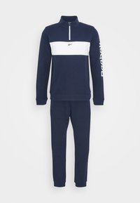 Reebok - LINEAR LOGO SET - Tracksuit - dark blue - 7
