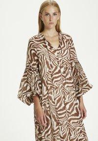 Karen by Simonsen - GAMEN - Day dress - safari zebra - 2