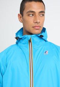K-Way - LE VRAI CLAUDE UNISEX - Summer jacket - blue - 3