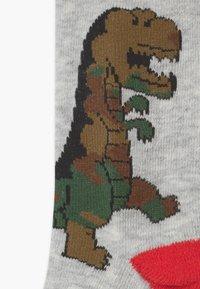 Converse - DINOS INFANT CREW 3 PACK - Socks - lunar rock - 4
