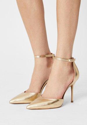 GALIDIAS - Korolliset sandaalit - or