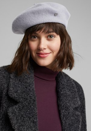 FASHION BERET - Muts - grey