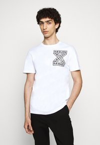 Raeburn - ETHOS GRAPHIC  - T-shirt con stampa - white - 0