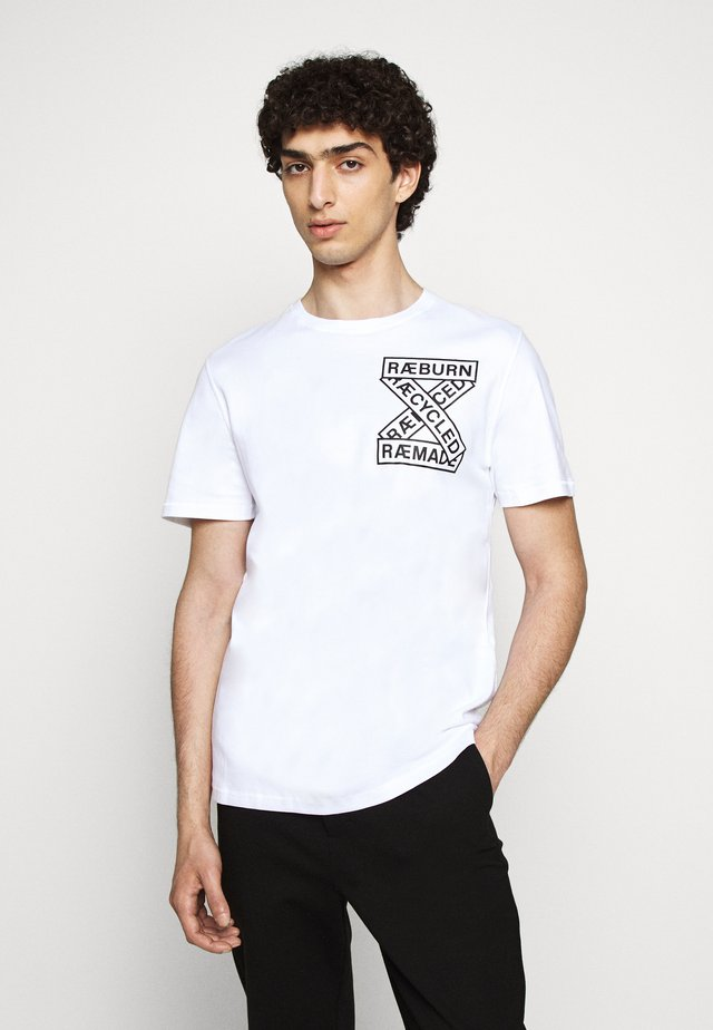ETHOS GRAPHIC  - T-shirt imprimé - white