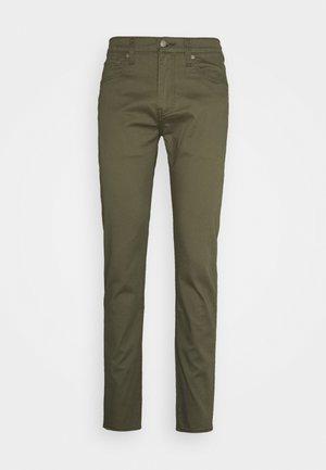 512™ SLIM TAPER - Jeans Tapered Fit - olive night sorbtek