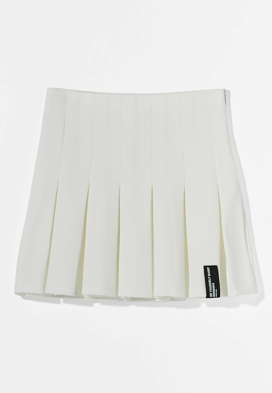 Femme MIT KELLERFALTEN - Jupe plissée