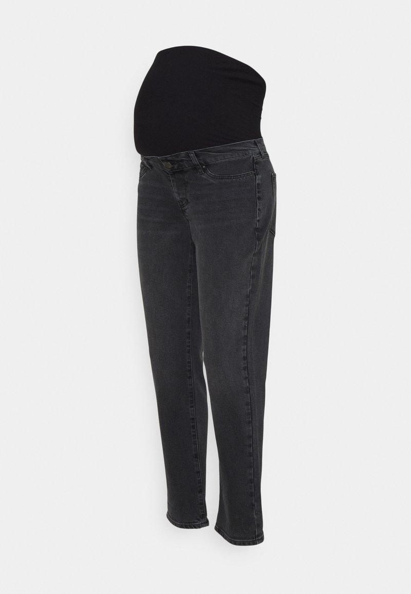 Anna Field MAMA - Jeans Skinny Fit - black denim