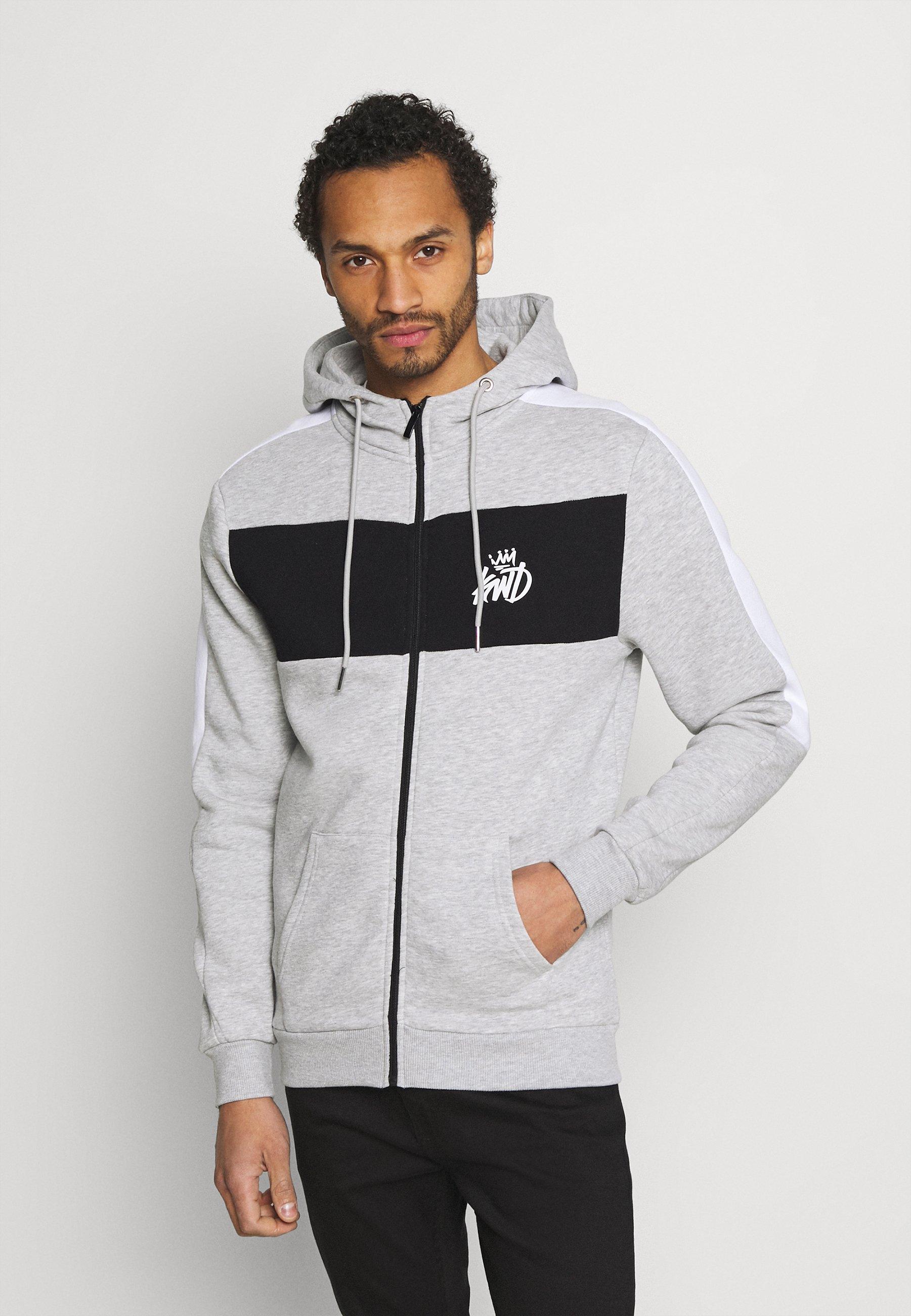 Men CHAPMAN ZIPTHOUGH HOODIE - Zip-up sweatshirt