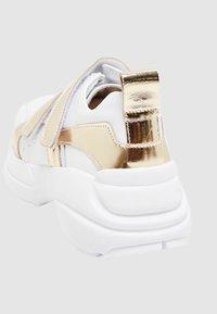 faina - Trainers - white/gold - 4