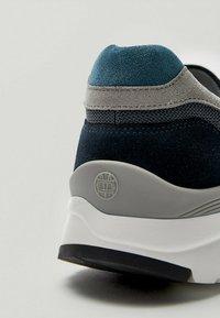Massimo Dutti - Trainers - blue - 6