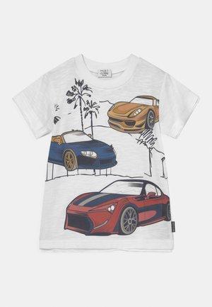 ASK - T-shirts print - white
