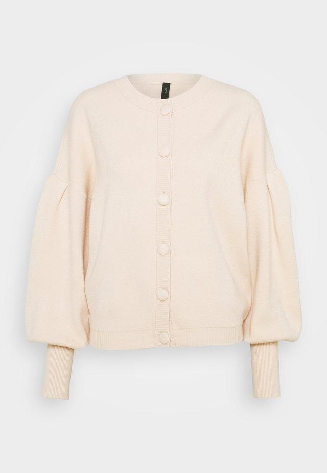 YASFONNY  - Vest - whisper pink