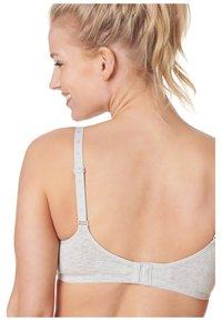 Noppies - Underwired bra - grey melange - 3