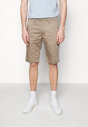 BRINK - Shorts - khaki