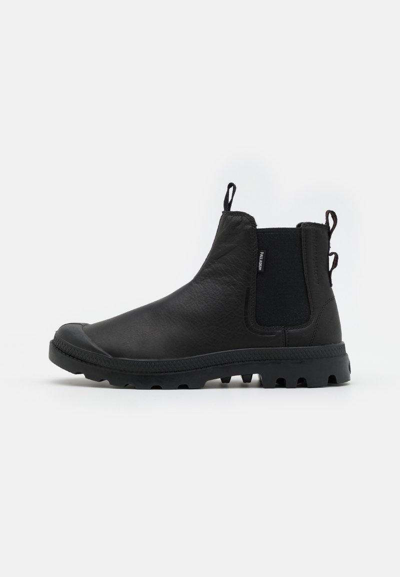 Palladium - PAMPA CHELSEA WP UNISEX - Classic ankle boots - black
