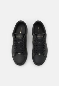 Lacoste - CARNABY EVO  - Baskets basses - black - 5