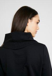 Ragwear - LAURRA - Korte jurk - black - 4