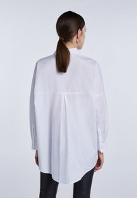 SET - Button-down blouse - bright white - 2