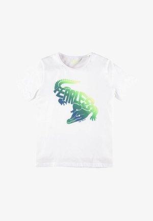MIT BUNTEM PRINT - T-shirt print - original/original