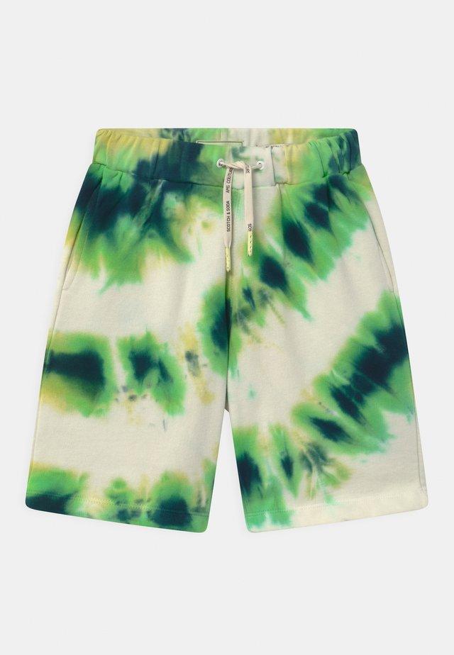 PLACED TIE-DYE - Teplákové kalhoty - multi-coloured