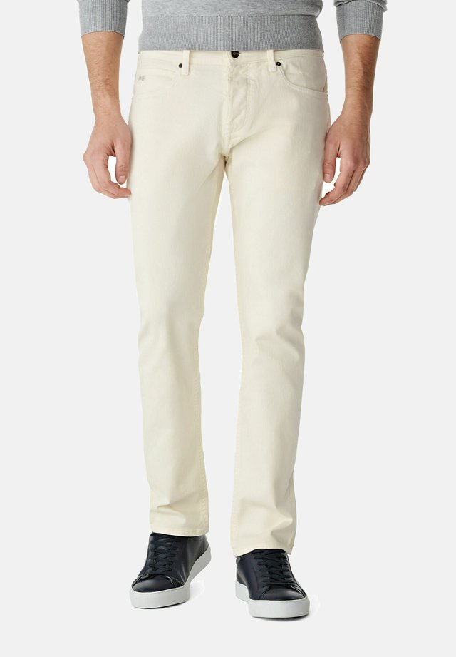 Slim fit jeans - denim white wash